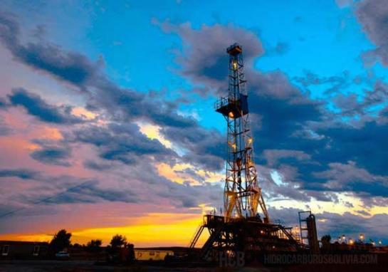 Explotación de gas no convencional en Vaca Muerta