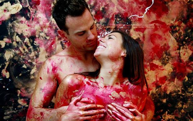 """""""Amor y Pintura"""" de Alex Esguerra"""